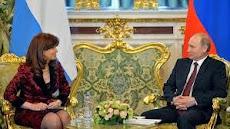 RUSIA: Rusia ofrece su tecnología nuclear para acercarse a Argentina