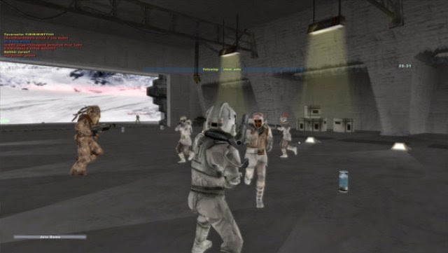 Star Wars Battlefront 2 PC Games Gameplay
