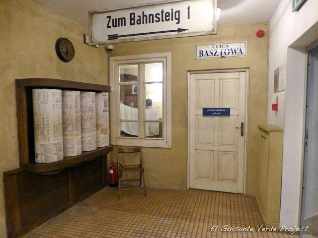 Museo Fábrica de Schindler - Cracovia por El Guisante Verde Project