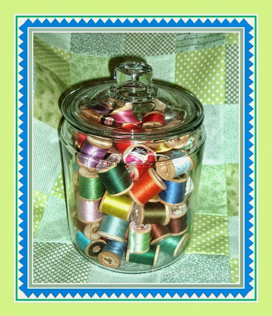 Thread In A Jar