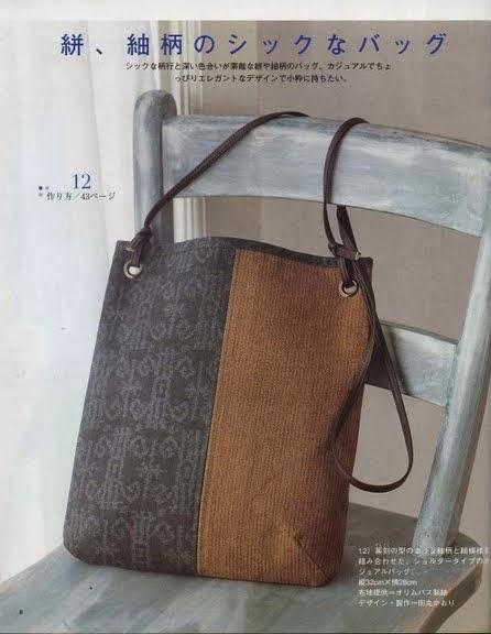 сумки, схемы и выкройки