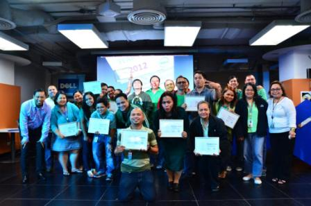 Dell Philippines Top Employees