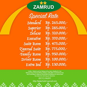 SPESIAL RATE