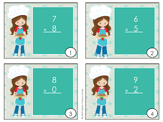 Multiplication Freebie