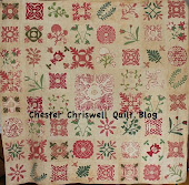 Chester Criswell Blog