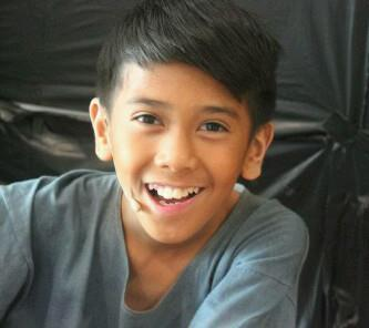 Foto-Foto Iqbal Coboy Junior Terbaru 2012 - Aris Berbagi Info