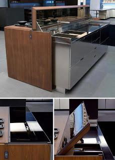 Foto de cozinha planejada moderna