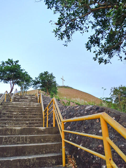 Stairs in Mt. Tapyas