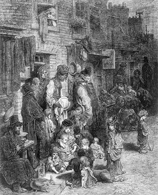 Gustave Doré, London