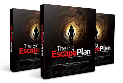 Tanner Larsson - The Big Escape Plan [20 MP4, 2 PDF]
