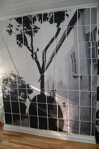 Gigantografia en papel estan echos en blanco y negro - Posters para pared ...