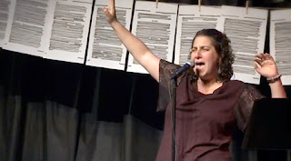 UPenn and Spoken word and Caroline Rothstein