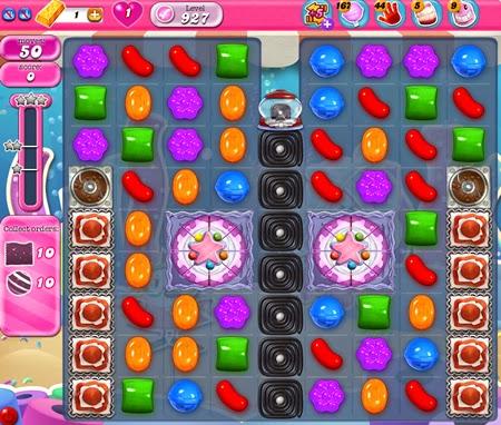 Candy Crush Saga 927