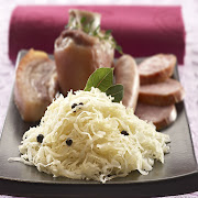 Champagne Sauerkraut - Eric bur