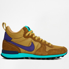 Cool new model of Nike sneakers, spring fashion 2015 street style