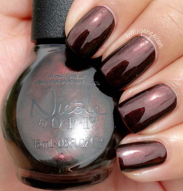 Nicole by OPI Zero Is My Hero