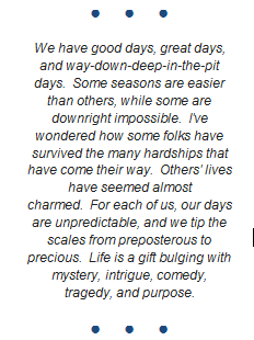 by Patsy Clairmont
