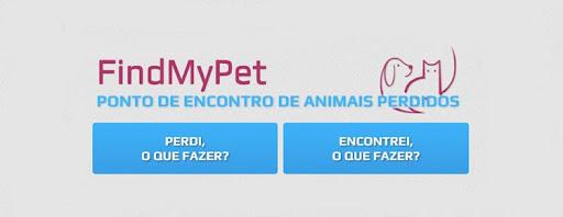 Find My Pet (Ponto de encontro de animais perdidos)