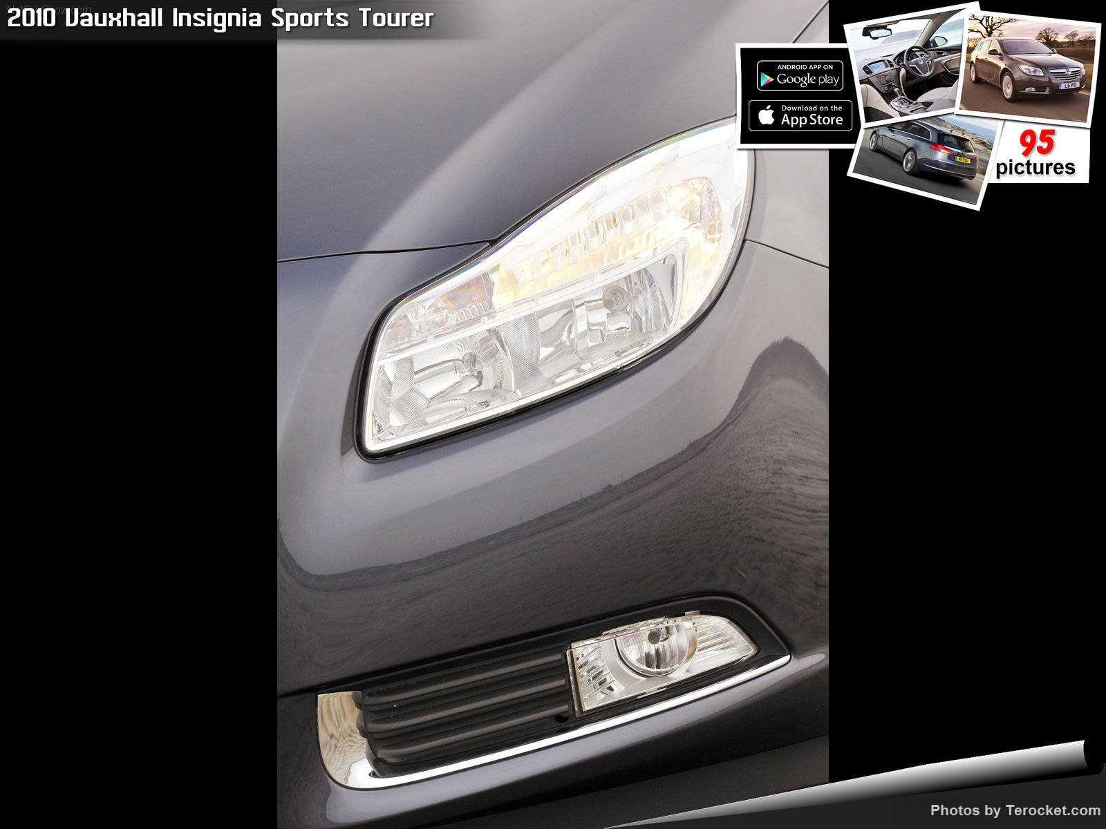 Hình ảnh xe ô tô Vauxhall Insignia Sports Tourer 2010 & nội ngoại thất