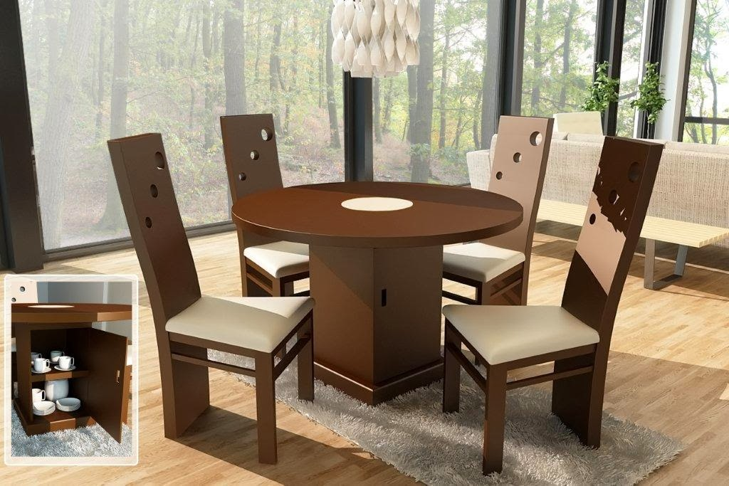 Muebleria zambrano muebles minimalista guadalajara comedores for Comedores triangulares de 6 sillas