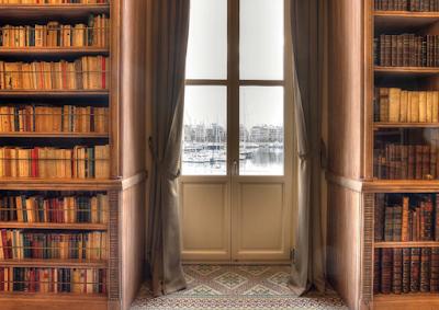 Ανοίγει η σημαντική βιβλιοθήκη Λασκαρίδη