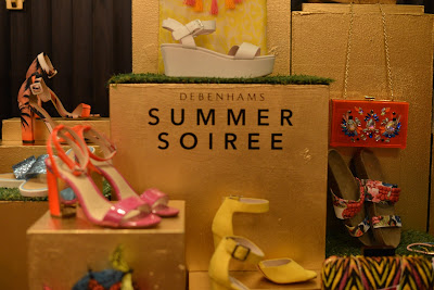 Debenhams Summer Soiree