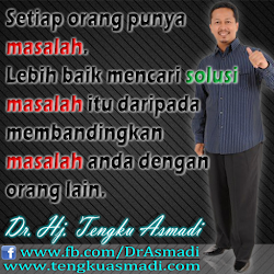Pesanan Dr Tengku Ismadi
