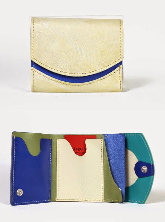 小さい財布 ユキノシタ
