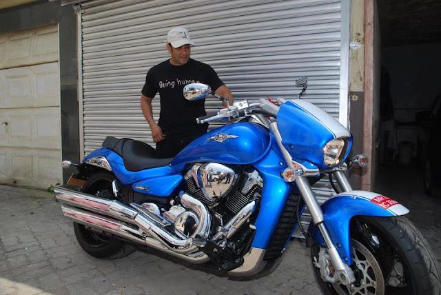 Salman-Khan-New-Suzuki-Intruder-M1800RZ-Limited-edition-blue