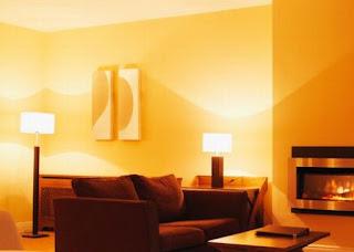 Instalaciones electricas residenciales - iluminacion semi indirecta