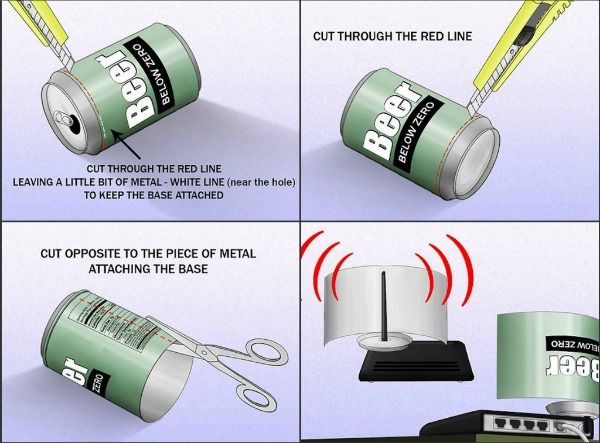 Unbelievably Easy and Simple Trick to Boost Your Wi-Fi Signal at Home!