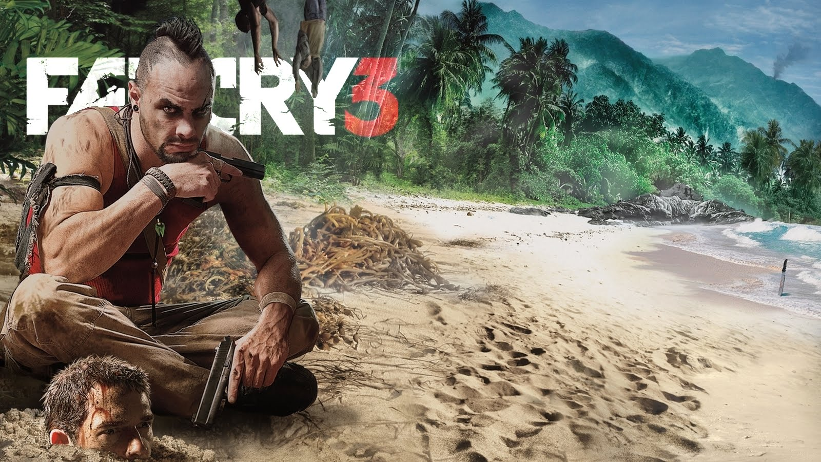 far cry 3 wallpaper hd 1600x900 images