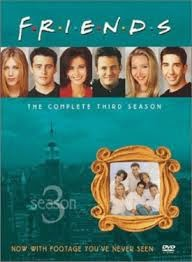 Assistir Friends 3 Temporada Dublado e Legendado Online