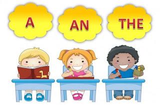 pelajaran bahasa inggris tentang article