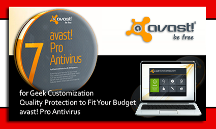 Improvements And Changes In Avast! Pro T erbaru