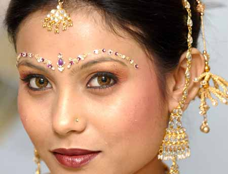 bridal makeup indian. south indian bridal makeup