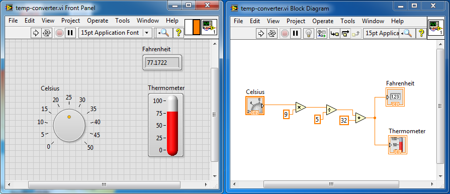 Learning Labview November 2015