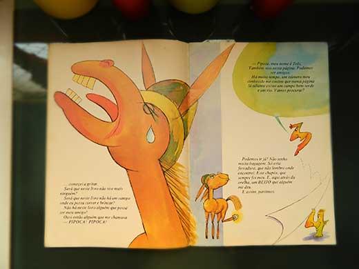 Livros infantis - Pipoca - Lucia Vianna Lacourt - 02