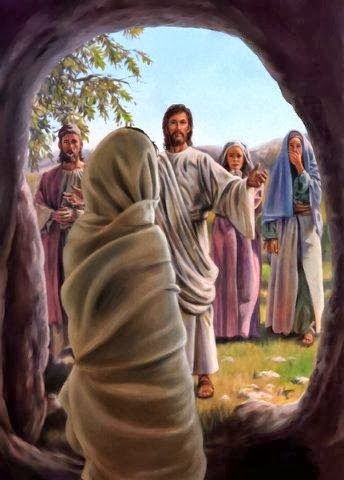 In john chapter eleven the bible gives us the historical account of