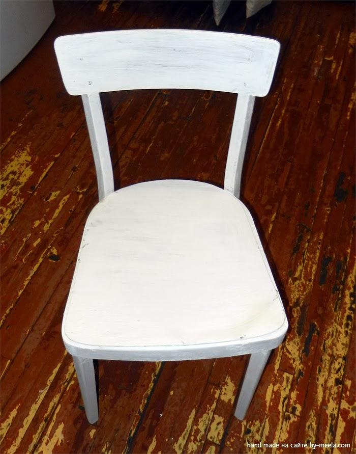 Чем покрасить стулья своими руками 320