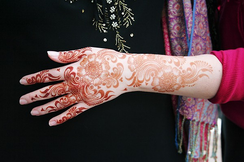 Stylish Hand Mehndi designs For Festivals