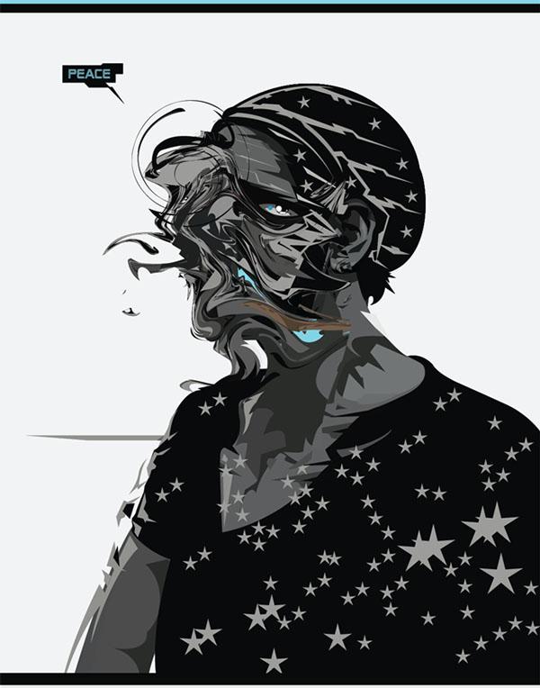 Kazu Livingstone / Kayzer Bubu - http://www.facebook.com/kayzerbubu