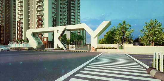 SHRI Radha SkyGardens Projects in Greater Noida West