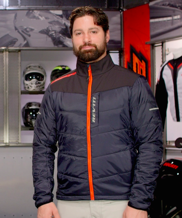 REV'IT! Solar Motorcycle Jacket