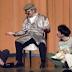 TUNALHOS: Avô conta histórias aos netos...