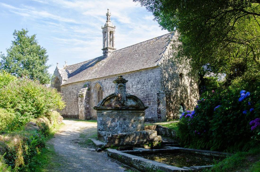 Locronan - chapelle Bonne Nouvelle