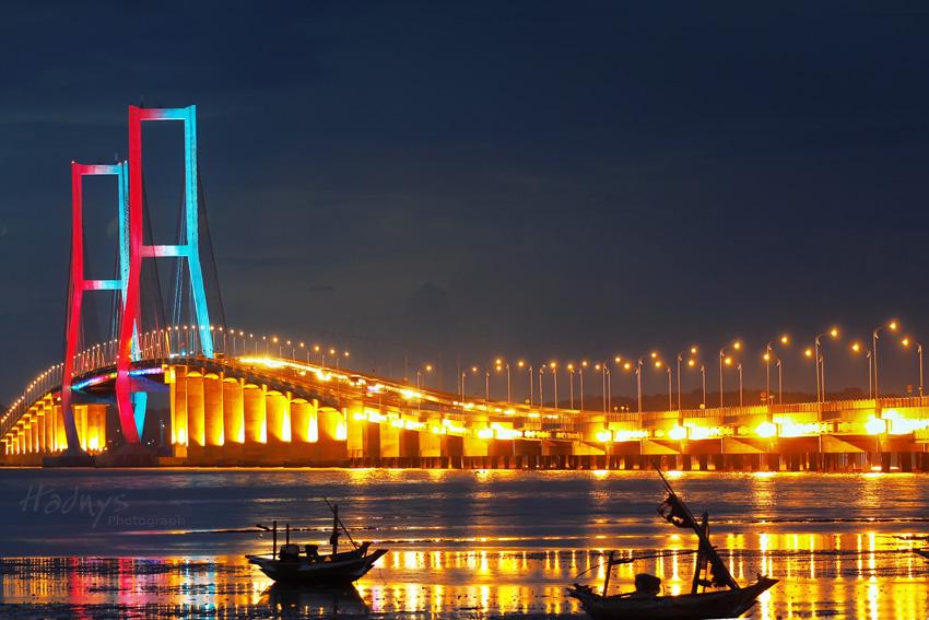 Suramadu Bridge Surabaya