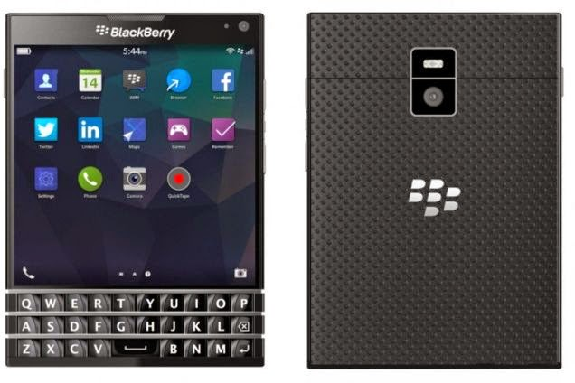 Harga Hp 4G LTE Blackberry Passport