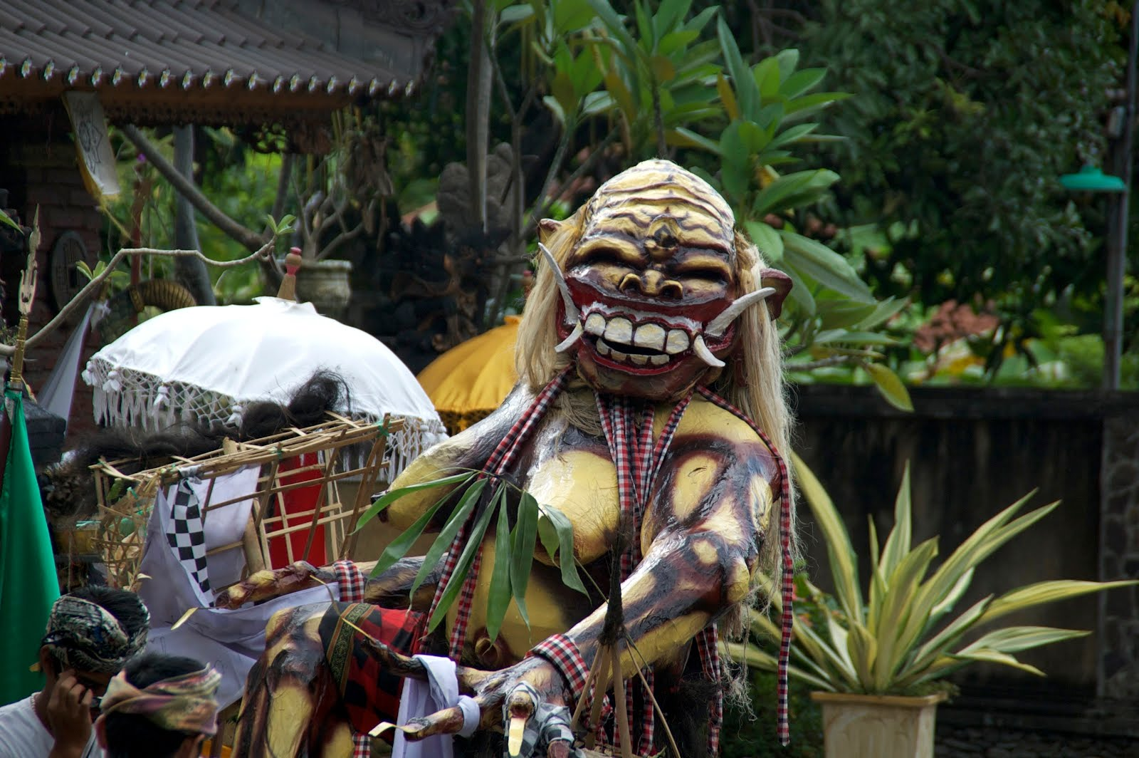 Kuijlen Op Bali  Hari Nyepi Cakra Of De Balinese Dag Van