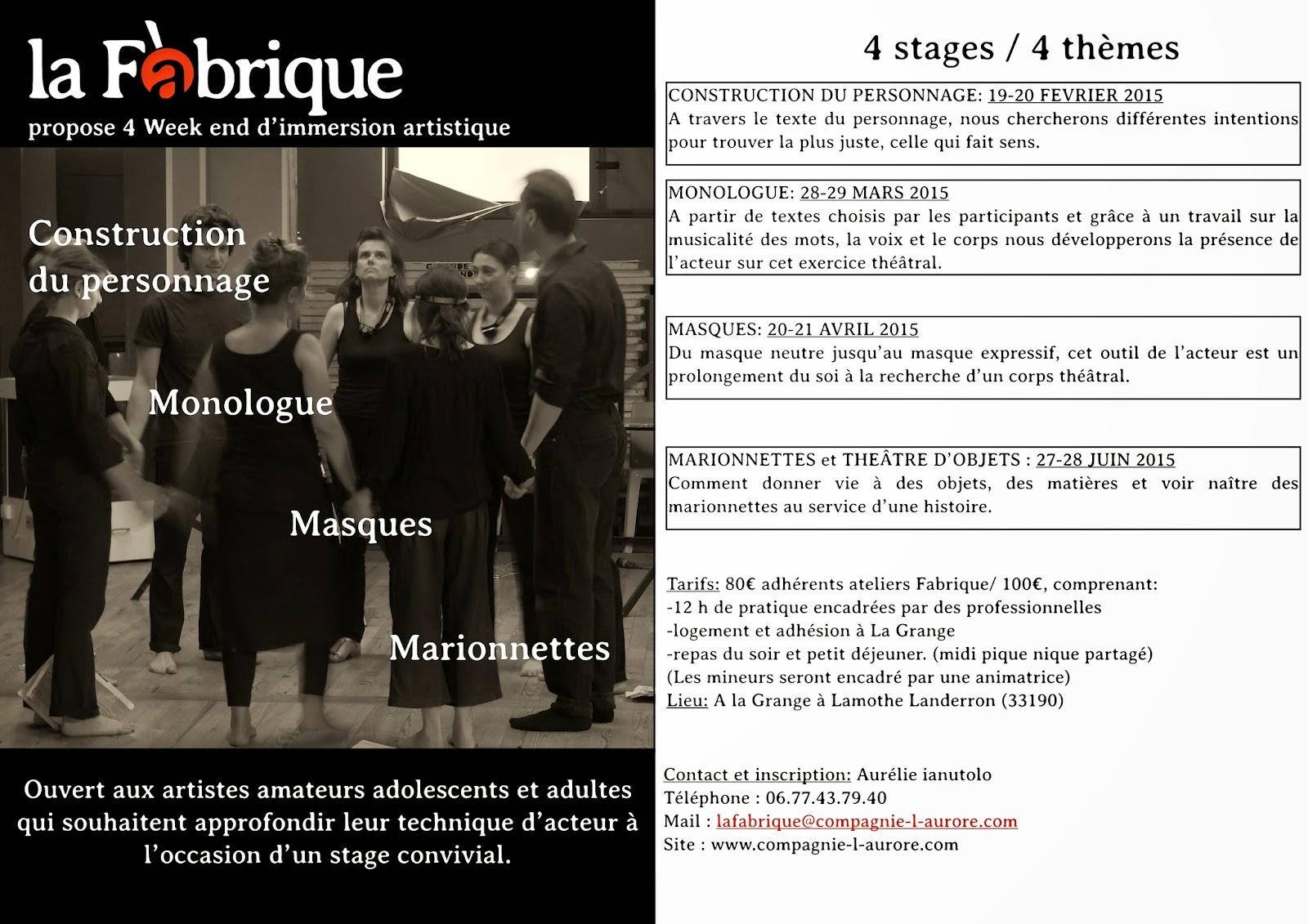 La Grange, association AgriCulturelle 2015-01-07 11:24:00